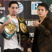 Can Mauricio Herrera pull off the upset against Danny Garcia?