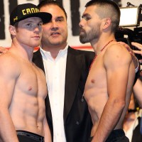 Canelo vs. Angulo weigh-in results, photos & analysis