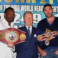 Breaking: Fury vs. Chisora postponed due to Chisora hand injury