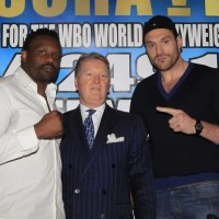 Tyson Fury vs Dereck Chisora II preview & prediction