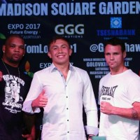 Live Gennady Golovkin vs. Daniel Geale HBO Boxing results from MSG