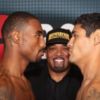 Shobox weigh-in results: Love vs. Medina, Jack vs. Escalera, Gavril vs. Falowo