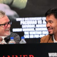 Manny Pacquiao trying to believe Algieri is most dangerous opponent of career