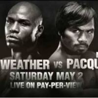 Mayweather vs. Pacquiao LA press conference on March 11