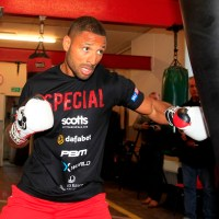 Kell Brook talks his injury, facing Keith Thurman or Amir Khan
