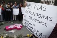 Marisela Escobedo: indolencia asesina. Foto: Eduardo Miranda