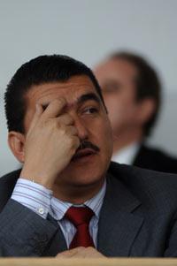 Silverio Cavazos, el fallecido exgobernador de Colima. Foto: Miguel Dimayuga