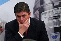 Rodrigo Medina, gobernador de Nuevo León. Foto: Germán Canseco