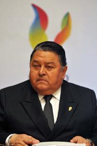 Reynaldo Escobar Pérez, exprocurador de Veracruz. Foto: Miguel Ángel Carmona