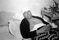 Neruda. Exámenes médicos. Foto: AP