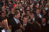 Enrique Peña Nieto, gobernador del Edomex. Foto: Miguel Dimayuga