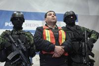 """Felipe Cabrera Sarabia, alias el """" El Inge """". Foto: Benjamin Flores"""