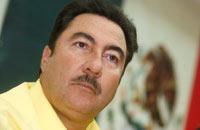 El exgobernador de BCS, Narciso Agúndez Montaño. Foto: Octavio Gómez