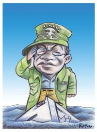 El naufragio nacional