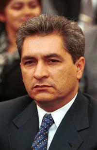 Tomás Yarrington, exgobernador de Tamaulipas. Foto: Gustavo Graf