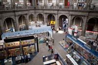La Feria del Libro del Palacio de Mineria. Foto: Octavio Gómez