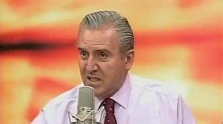 El comentarista deportivo Carlos Albert. Foto: Tomada de ESPN