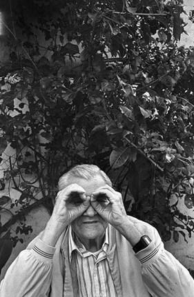 2006. Fallece Hector García (1923-2012), el fotógrafo de la ciudad. Foto: Marco A. Cruz