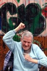 2007. Fallece Hector García (1923-2012), el fotógrafo de la ciudad. Foto: Marco A. Cruz