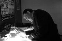 1988. Fallece Hector García (1923-2012), el fotógrafo de la ciudad. Foto: Marco A. Cruz