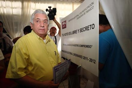 Arturo Nuñez, gobernador electo de Tabasco. Foto: Gilberto Villasana