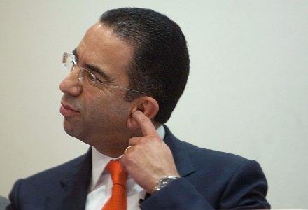 El exsecretario del Trabajo, Javier Lozano Alarcón. Foto: Germán Canseco