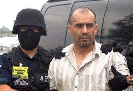 Rafael Cárdenas Vela, sobrino del mítico capo Osiel Cárdenas Guillén. Foto: Especial
