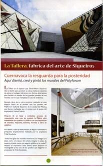 """La Tallera"" de Siqueiros"