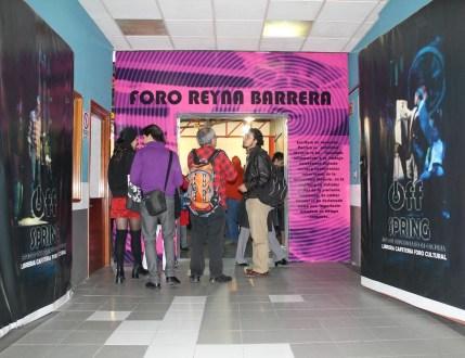Las instalaciones del teatro. Foto: Roberto Perea