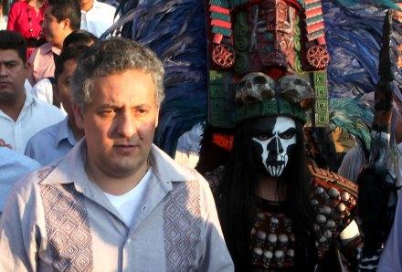 Juan Sabines, exgobernador de Chiapas. Foto: Benjamin Flores