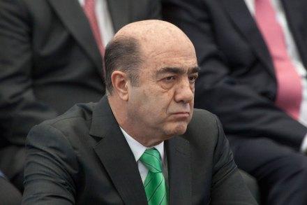 El titular de la PGR, Jesús Murillo Karam. Foto: Octavio Gómez