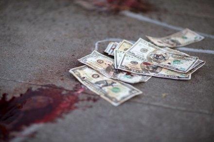 Una de las protestas del Movimiento por la Paz en contra del lavado de dinero. Foto: Alejandro Saldívar