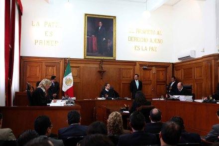 """Ministros ordenan """"liberación inmediata"""" de Cassez. Foto: Germán Canseco"""
