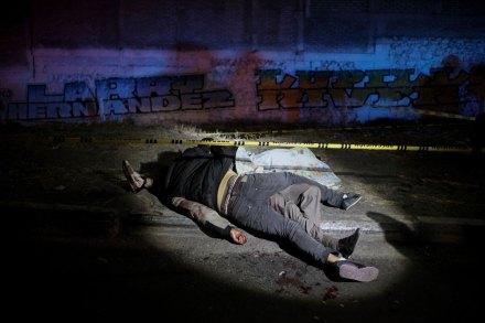 El 18 de enero de 2013 asesinaron a tres jóvenes en el Edomex. Foto: Xinhua
