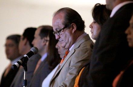 Graco Ramírez, gobernador de Morelos. Foto: Margarito Pérez
