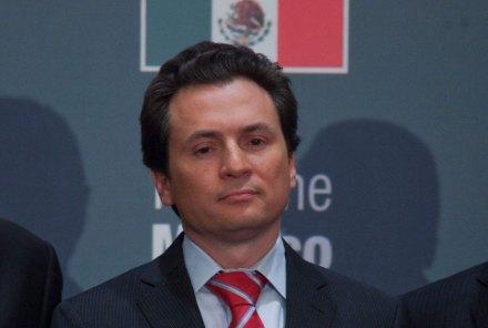 Emilio Lozoya Austin, director general de Pemex. Foto: Octavio Gómez
