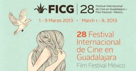 El cartel del FICG.