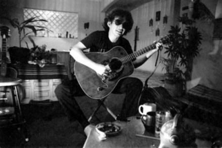 Rockdrigo González, compositor. Foto: Fabrizio León / Rockdrigo.com.mx