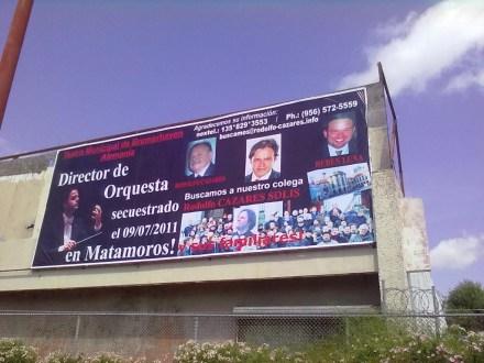 Tamaulipas. Solicitudes desesperadas