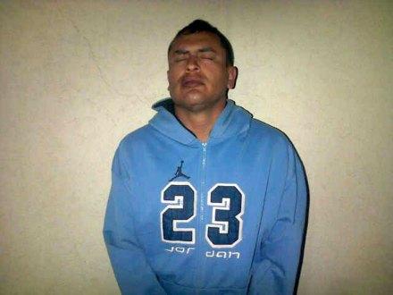 Emilio González Flores, presunto contador de Los Zetas en Torreón. Foto: Especial
