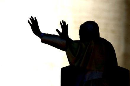 Benedicto XVI a través de la lente de Procesofoto. Foto: Maria Grazia Picciarella