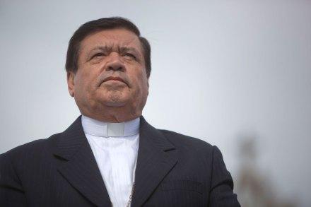 El cardenal Norberto Rivera Carrera, arzobispo primado de México. Foto: Octavio Gómez