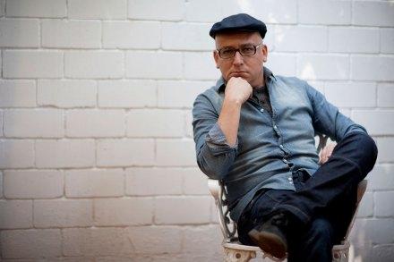 Rafael Lara, cineasta. Foto: Alejandro Saldívar