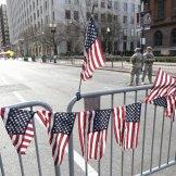 La Armada vigila Boston. Foto: AP