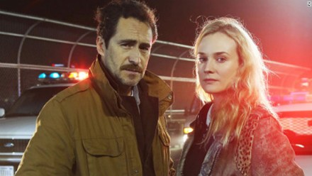 Anuncio de la serie The Bridge.