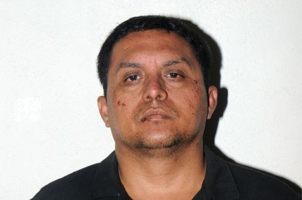 """Miguel Ángel Treviño, """"El Z-40"""", presunto líder de Los Zetas. Foto: Semar"""