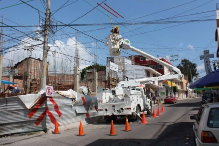 La privatización en curso Foto: José Luis de la Cruz