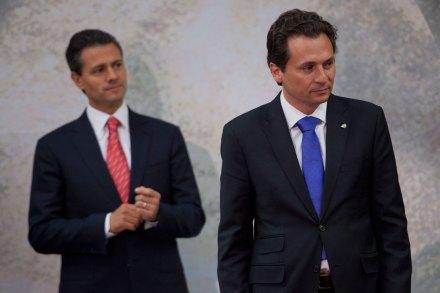Peña y Lozoya. En pos de la reforma energética. Foto: Octavio Gómez