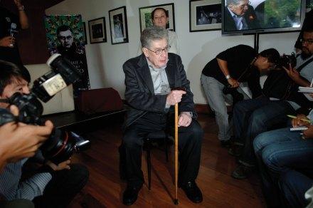 José Emilio Pacheco, escritor. Foto: Miguel Dimayuga