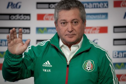Víctor Manuel Vucetich, nuevo entrenador del Tri. Foto Xinhua / Pedro Mera